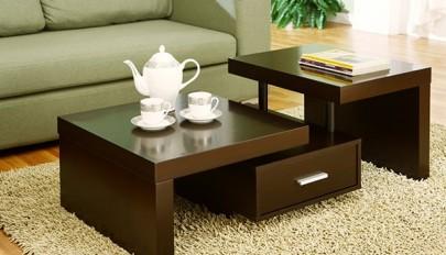 مدل های جدید میز پذیرایی با طراحی بسیار شیک و زیبا