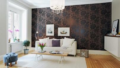 مدل کاغذ دیواری جدید و شیک مناسب تمامی مکان های خانه