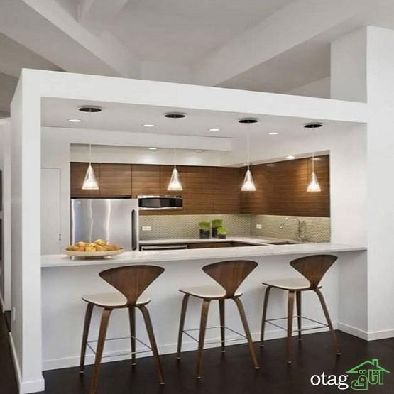 30 مدل لوستر آشپزخانه شیک [در سال 2019] مدرن و زیبا