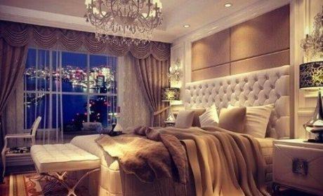 نحوه ی انتخاب لوستر مناسب برای اتاق خواب بسیار شیک + 36 عکس لوستر جدید بازار