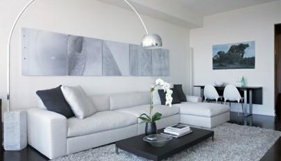 نمونه مدل های تزئین و چیدمان اتاق نشیمن لوکس و مدرن