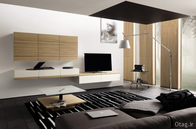 masculine-living-room-with-media-center-665x440