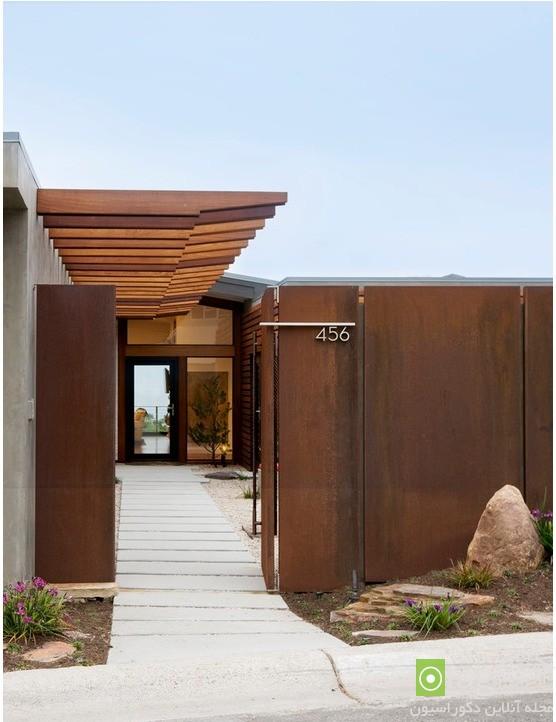 مدل پلاک خانه و ساختمان در طرح و سبک های مدرن و کلاسیک