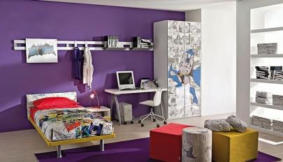 ایده هایی برای چیدمان اتاق کودک مدرن پسرانه و دخترانه