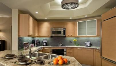 دکوراسیون مدرن آشپزخانه با طرح های شیک و منحصر بفرد سال 2015