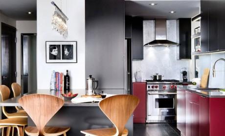 روشهای منحصر بفرد طراحی آشپزخانه مدرن شیک