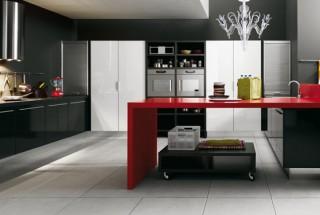 دکوراسیون آشپزخانه مدرن / عکس و طراحی کابینت مدرن