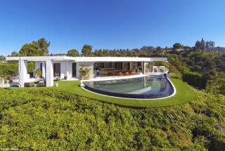 معرفی یکی از گران ترین خانه های جهان در بورلی هیلز لس آنجلس