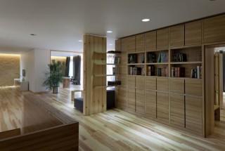بهترین مدل کفپوش چوبی در قسمت های مختلف منزل مسکونی