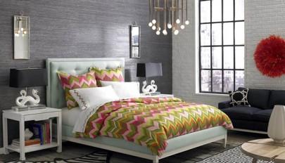 مدل های جدید تخت خواب دونفره در اندازه های کوچک و بزرگ