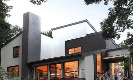 50 نمونه عکس نمای ساختمان مسکونی [ ایرانی - خارجی ] مدرن شیک 2019