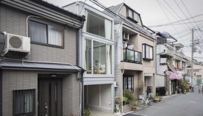 آشنایی با طراحی داخلی و خارجی یکی از کوچکترین خانه های دنیا
