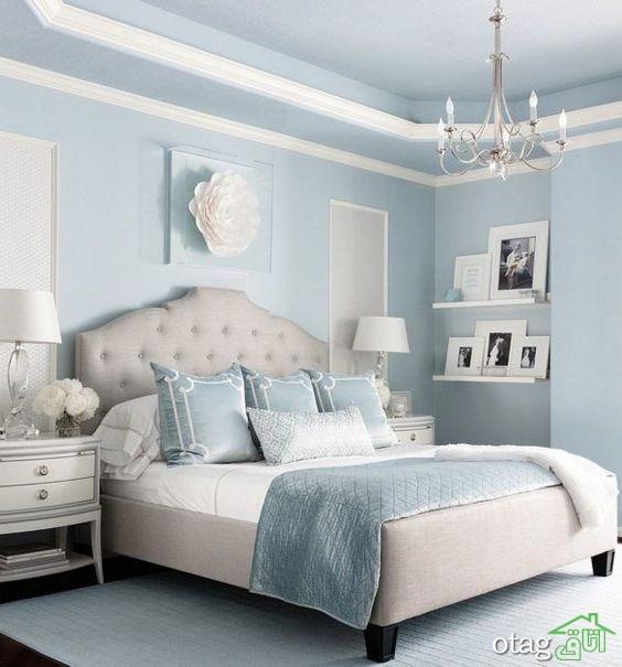 36 مدل دکوراسیون اتاق خواب آرامبخش با طراحی خلاقانه