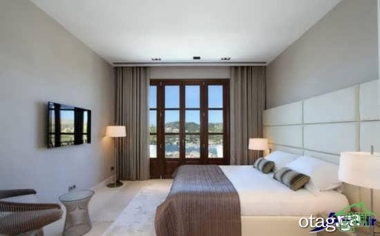 30 مدل اتاق خواب شیک لوکس - طراحی و [دکوراسیون اتاق خواب مدرن 2019]