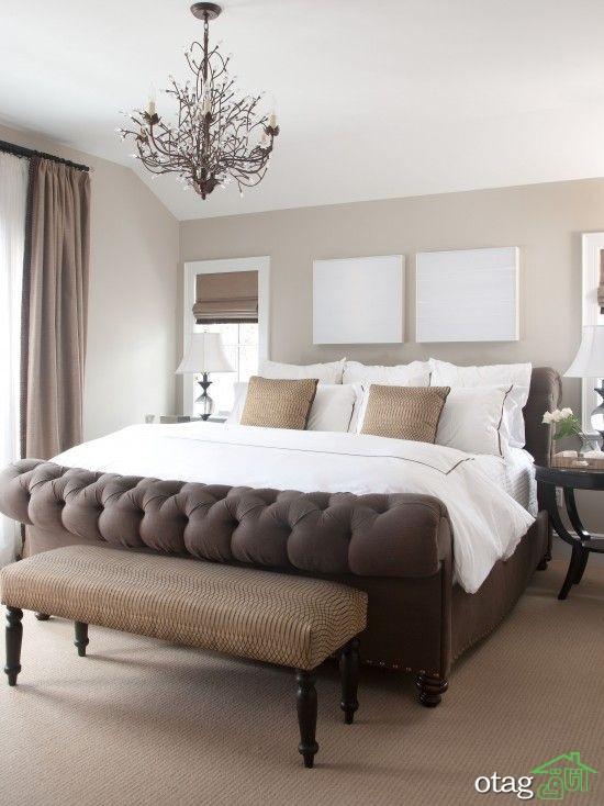 37 مدل دکوراسیون اتاق خواب رمانتیک و بی نظیر [در سال 2019]