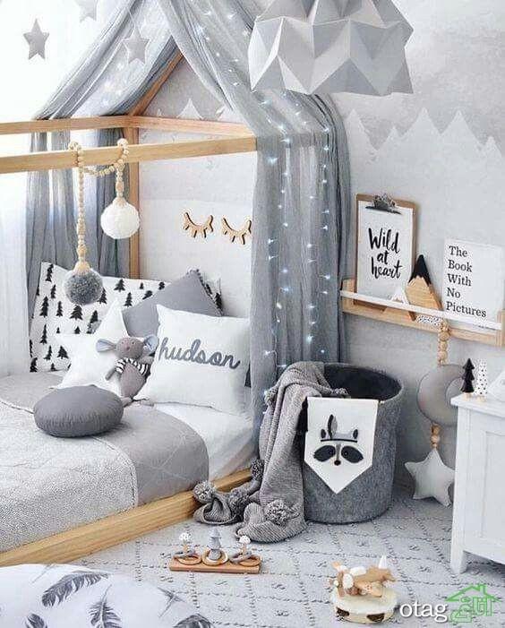 35 مدل فرش اتاق خواب کودک  زیبا و شیک [در سال2019]