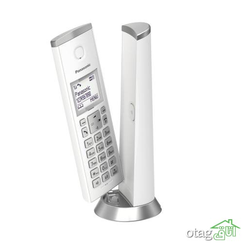 قیمت خرید 41 مدل گوشی تلفن پاناسونیک [ بی سیم و با سیم ] در سال جدید