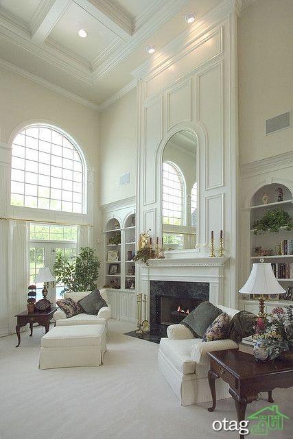 38 مدل تزئین پنجره بزرگ بسیار زیبا و شیک [در سال 2019]