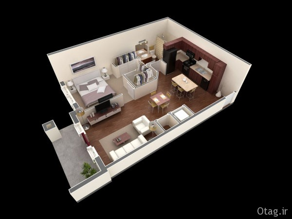 plan-floor-for-single-bedroom-houses (1s)