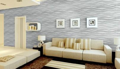 مدل های شیک و جدید دیوار پوش پی وی سی مناسب تمامی مکان ها