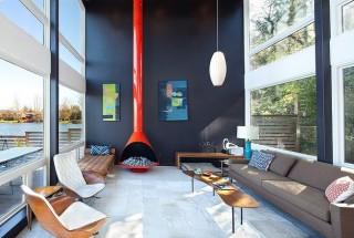 آشنایی با زیباترین دکوراسیون های خانه در جهان - طراحی داخلی متفاوت
