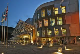 بررسی طراحی نمای خارجی و داخلی ساختمان پارلمان اسکاتلند