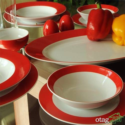 قیمت خرید سرویس غذاخوری چینی [41 مدل پر فروش] در بازار در سال جدید