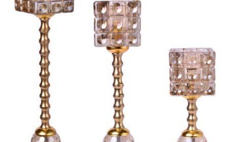 قیمت خرید 42 مدل شمعدان فانتزی و دکوری [ بسیار زیبا ] برای منازل امروزی