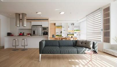 دکوراسیون ساده خانه مناسب برای خانواده هایی با فرزندان خردسال