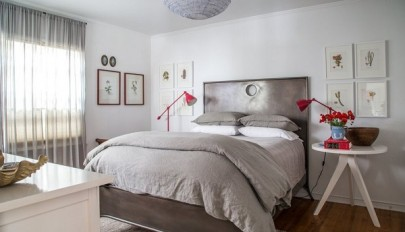 بررسی دکوراسیون خانه کوچک تکخوابه با طراحی شیک و مدرن