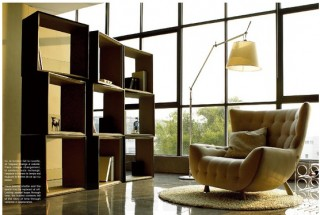 صندلی و مبل راحتی یک نفره ساده و کلاسیک و فانتزی