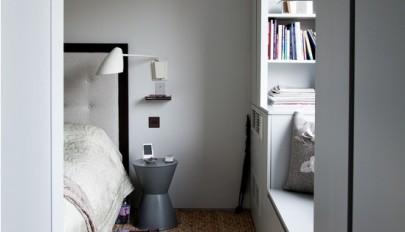 نمونه هایی از بهترین مدل چراغ خواب در دکوراسیون اتاق خواب