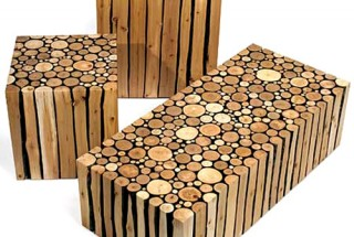 میز چوبی شیک و جدید با ظراحی خلاقانه مناسب برای همه مکان ها