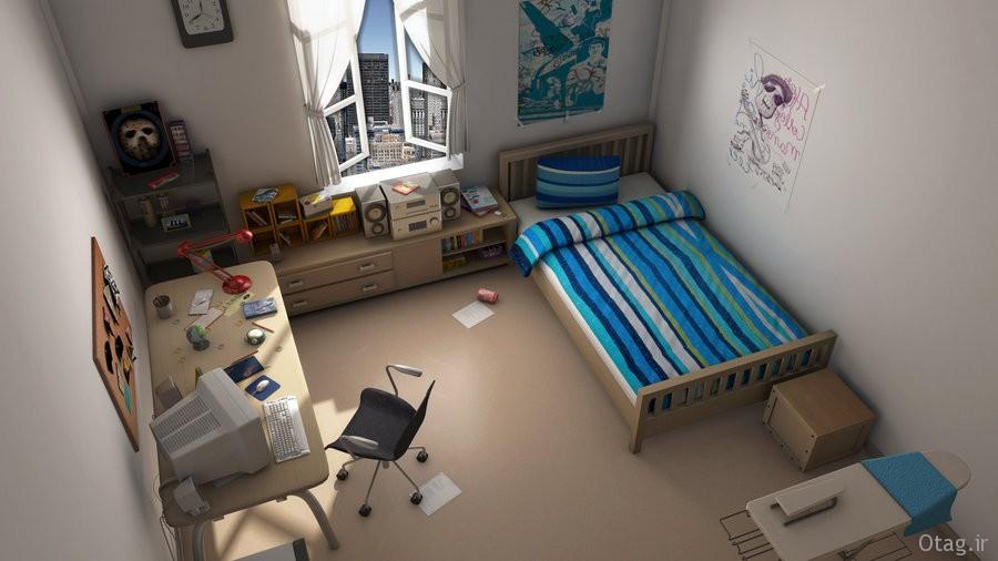 teenager_room_by_dushyant20b-d4b3vr0