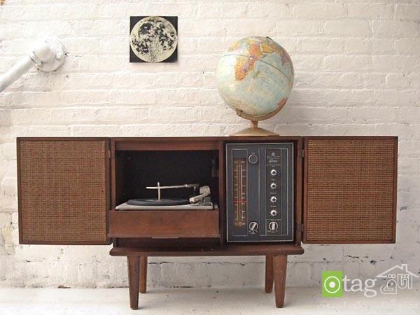vintage-furniture-in-modern-interior-design-with-retro-record-player-console (7)