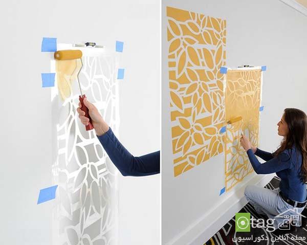wall-stencil-design-ideas (6)