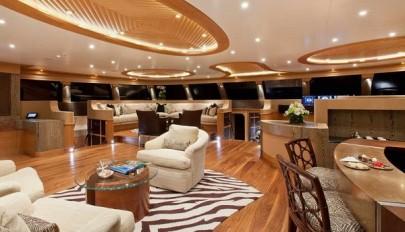 آشنایی با طراحی داخلی لوکس ترین کشتی های تفریحی دنیا