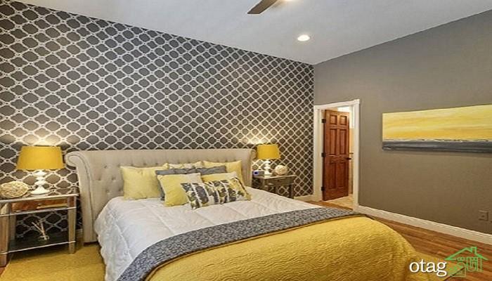 30 مدل تم زرد در دکوراسیون داخلی آپارتمان [رنگ زرد در طراحی داخلی]